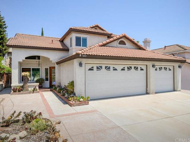 523 Clinton Circle, Corona, CA 92879 (#IG21157698) :: McKee Real Estate Group Powered By Realty Masters & Associates