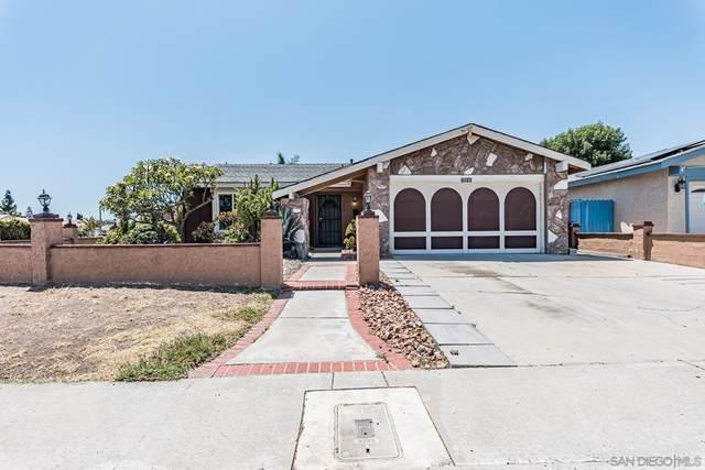 7850 Burlington Way, San Diego, CA 92126 (#210020580) :: Cane Real Estate