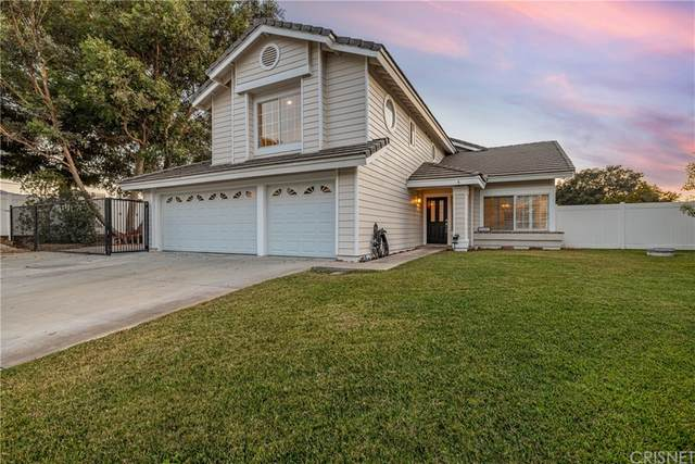 27901 Park Meadow Drive, Canyon Country, CA 91387 (#SR21159091) :: Steele Canyon Realty