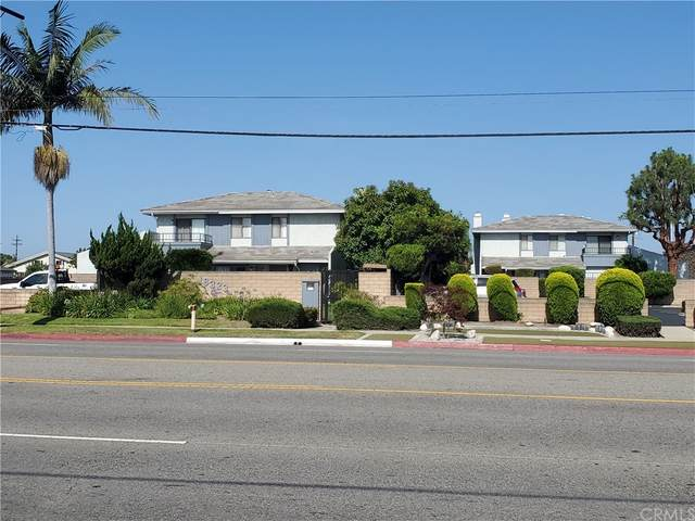 18323 S Western Avenue #110, Torrance, CA 90248 (#SB21160451) :: Doherty Real Estate Group