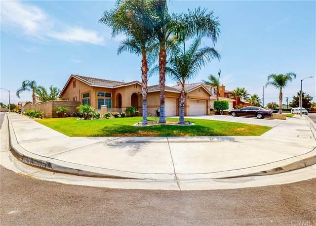 7239 Plumrose Street, Fontana, CA 92336 (#IG21160442) :: RE/MAX Masters