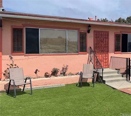 1539 24th Street, Oceano, CA 93445 (#PI21155507) :: Latrice Deluna Homes