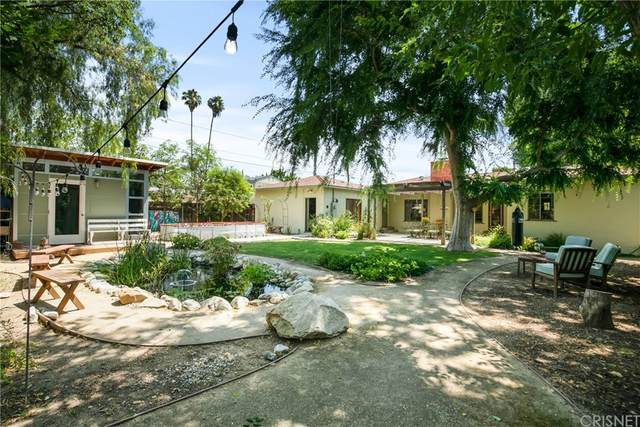 5541 Mammoth Avenue, Sherman Oaks, CA 91401 (#SR21145772) :: The Marelly Group | Sentry Residential