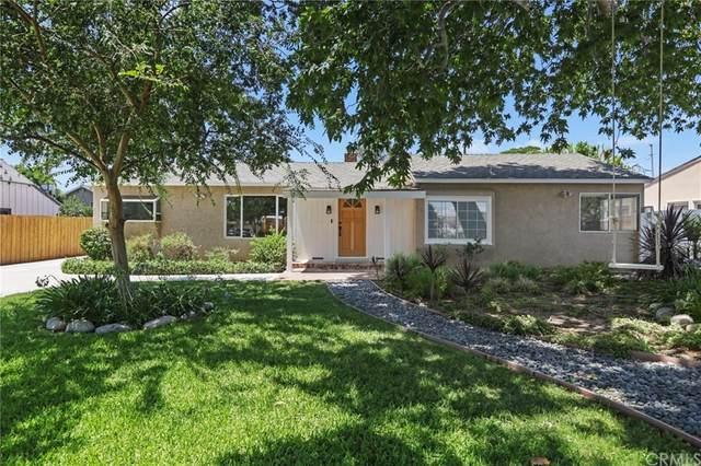 7849 Paso Robles Avenue, Lake Balboa, CA 91406 (MLS #OC21160600) :: CARLILE Realty & Lending
