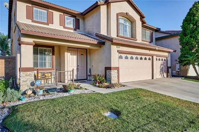 15069 Granite Peak Avenue, Fontana, CA 92336 (#CV21160424) :: RE/MAX Masters