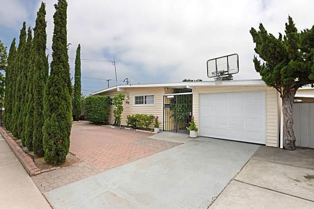 4861 Conrad Ave., San Diego, CA 92117 (#NDP2108532) :: Latrice Deluna Homes