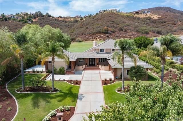 22363 Bear Creek Drive S, Murrieta, CA 92562 (#PW21159808) :: Necol Realty Group