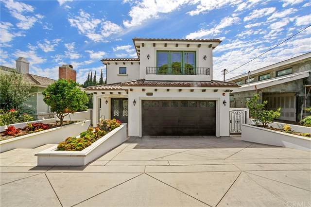 1209 Elm Avenue, Manhattan Beach, CA 90266 (#SB21102301) :: The Marelly Group | Sentry Residential