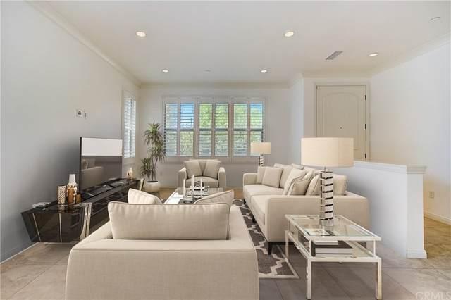 91 Thornhurst, Irvine, CA 92620 (#OC21158586) :: Mark Nazzal Real Estate Group