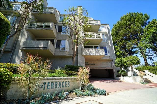 1450 Brett Place #107, San Pedro, CA 90732 (#OC21160691) :: Latrice Deluna Homes