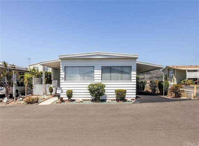 1501 Palos Verdes Drive N #95, Harbor City, CA 90710 (#SB21160736) :: Cochren Realty Team | KW the Lakes