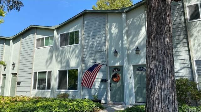 1115 Laurel Lane #63, San Luis Obispo, CA 93401 (#SC21160787) :: Team Tami