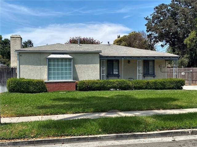 931 E Kay Street, Compton, CA 90221 (#PW21161013) :: Realty ONE Group Empire