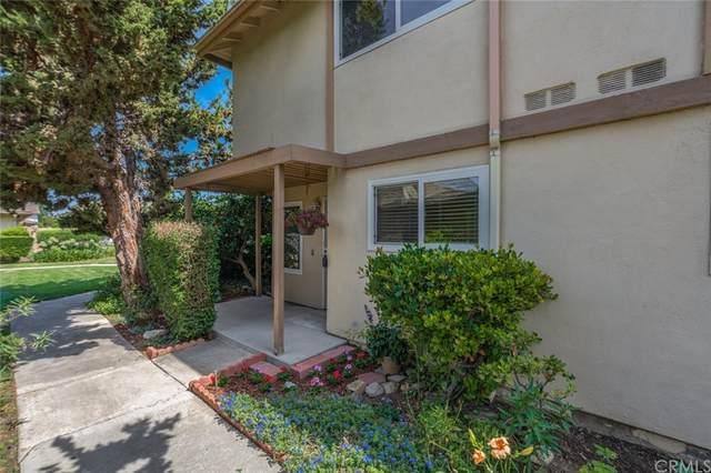 1881 Mitchell Avenue #113, Tustin, CA 92780 (#PW21158440) :: Hart Coastal Group