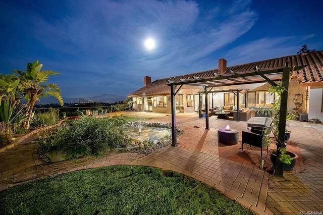 1386 Orinda Pl, Escondido, CA 92029 (#NDP2108571) :: Eight Luxe Homes