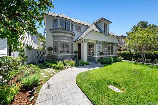 2304 Grandview Avenue, Manhattan Beach, CA 90266 (#SB21160236) :: Jett Real Estate Group