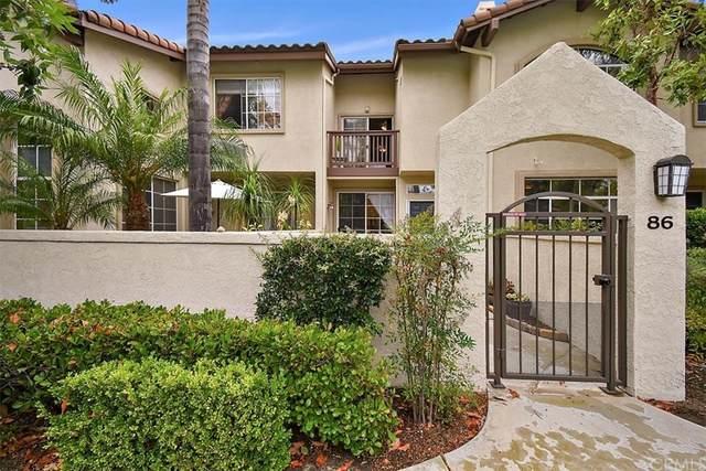86 Tierra Plano, Rancho Santa Margarita, CA 92688 (#CV21157160) :: The Kohler Group