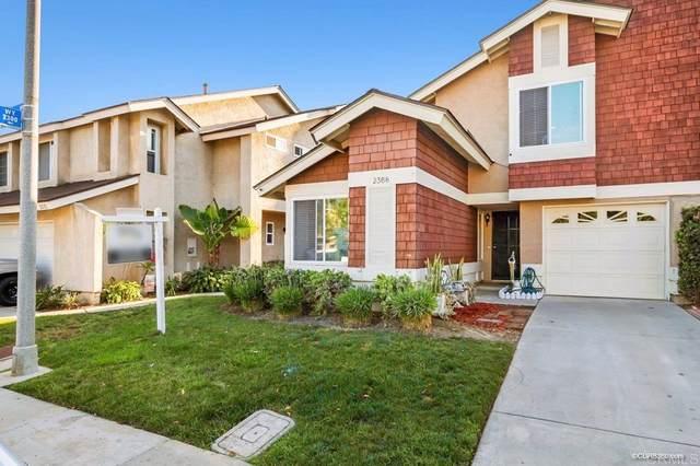 2368 Fulham Way, San Diego, CA 92139 (#PTP2105171) :: Latrice Deluna Homes