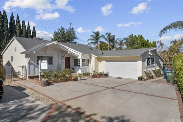 14931 Nora Place, Sylmar, CA 91342 (#SR21160353) :: Cochren Realty Team   KW the Lakes