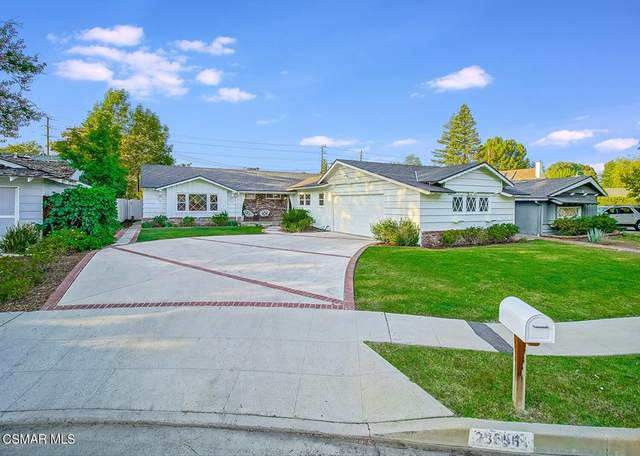 23651 Miranda Street, Woodland Hills, CA 91367 (#221004035) :: Cochren Realty Team | KW the Lakes