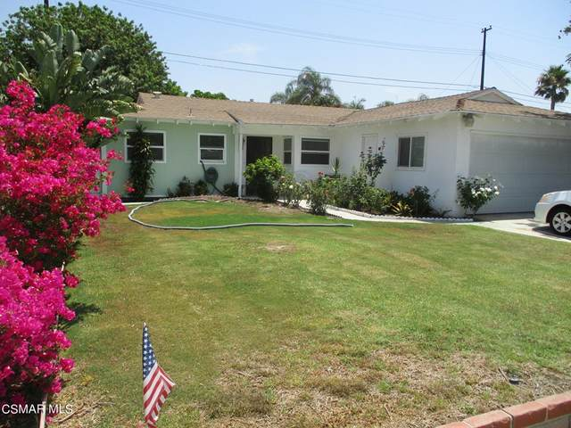 2164 Clover Street, Simi Valley, CA 93065 (#221004036) :: The Marelly Group | Sentry Residential