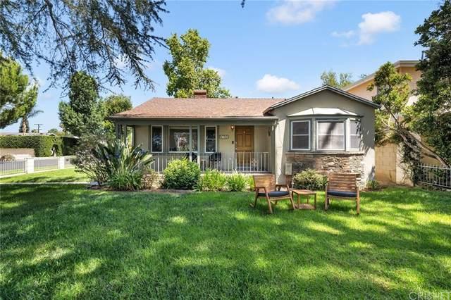 13627 Chandler Boulevard, Sherman Oaks, CA 91401 (MLS #SR21161467) :: CARLILE Realty & Lending