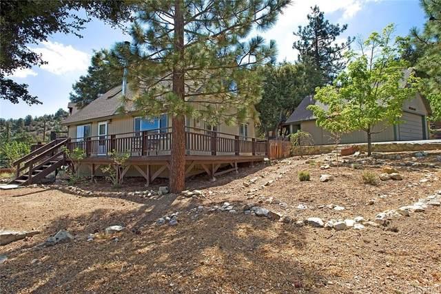 15424 Acacia Way, Pine Mountain Club, CA 93222 (#SR21161403) :: Powerhouse Real Estate