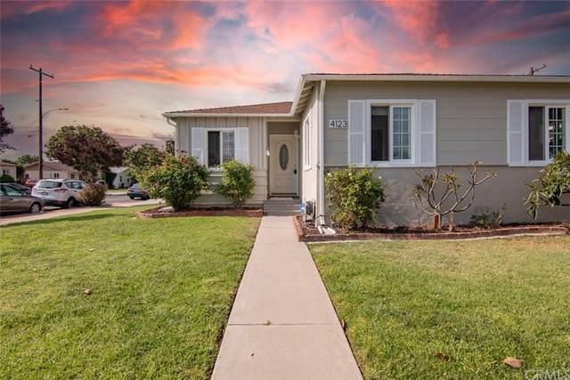 4123 W 185th Street, Torrance, CA 90504 (#SB21161511) :: Cochren Realty Team | KW the Lakes