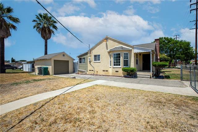 12712 Telephone Avenue, Chino, CA 91710 (#CV21157497) :: The Marelly Group | Sentry Residential