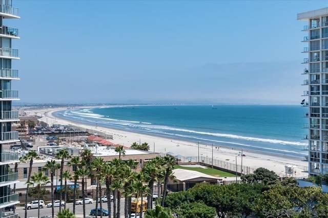 1810 Avenida Del Mundo #809, Coronado, CA 92118 (#210020815) :: Doherty Real Estate Group
