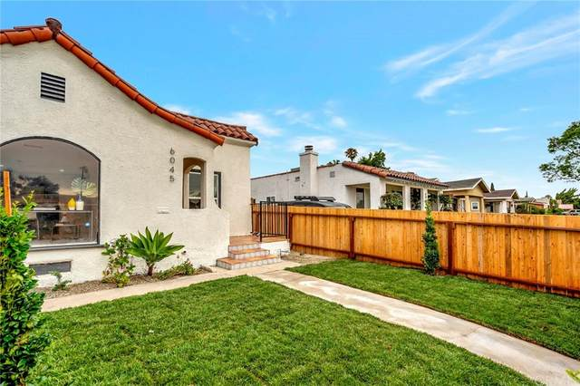 6045 7th Avenue, Los Angeles (City), CA 90043 (#OC21161699) :: Robyn Icenhower & Associates