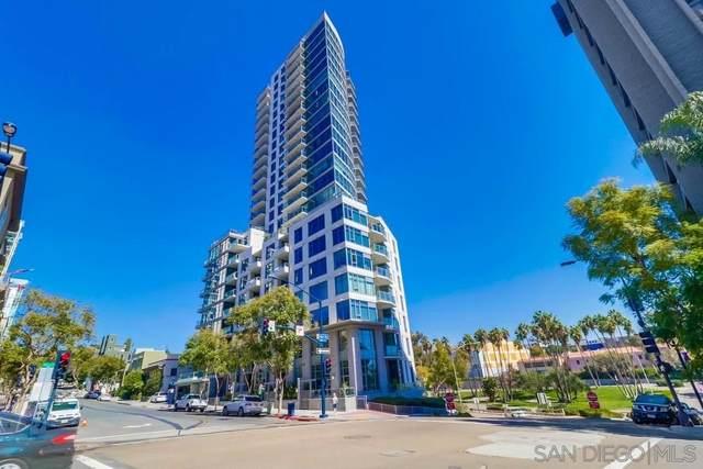 1441 9th Avenue #308, San Diego, CA 92101 (#210020822) :: The DeBonis Team