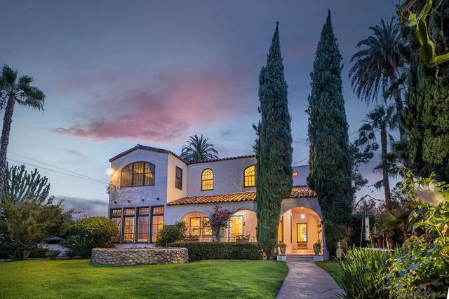 4640 Massachusetts St, San Diego, CA 92116 (#210020837) :: Jett Real Estate Group