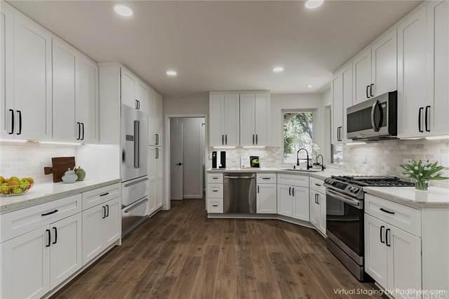 10245 Andasol Avenue, Northridge, CA 91325 (#SR21161851) :: Hart Coastal Group
