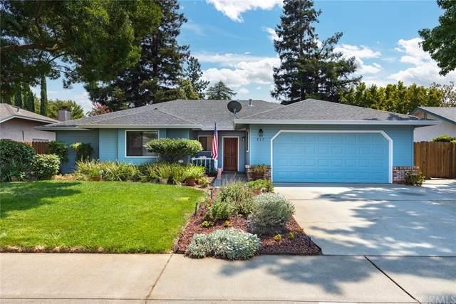 517 Black Oak Drive, Chico, CA 95926 (#SN21132771) :: Jett Real Estate Group