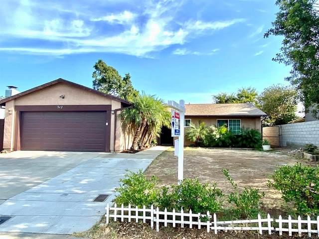 512 Sancado, Fallbrook, CA 92028 (#NDP2108620) :: Jett Real Estate Group