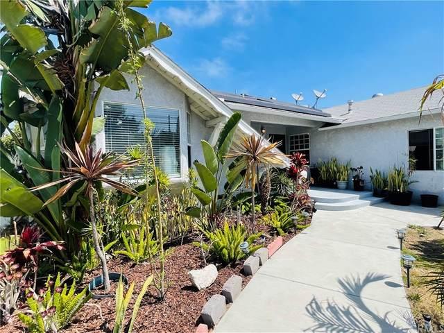 6374 Parkside Avenue, San Diego, CA 92139 (#SW21162165) :: Latrice Deluna Homes