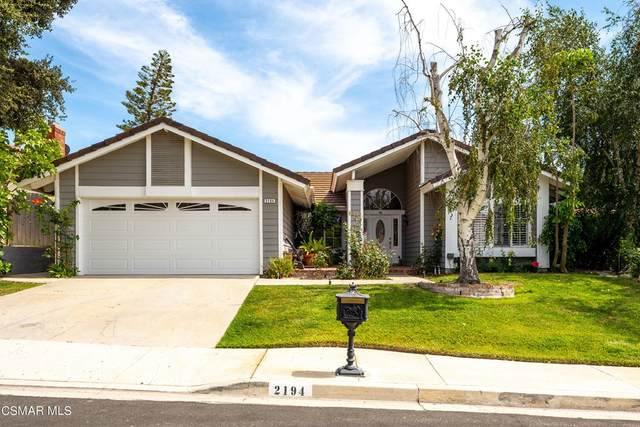 2194 Peak Place, Thousand Oaks, CA 91362 (#221004052) :: The Marelly Group | Sentry Residential