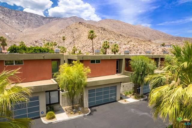 2831 S Palm Canyon Drive, Palm Springs, CA 92264 (#21764118) :: The Marelly Group   Sentry Residential