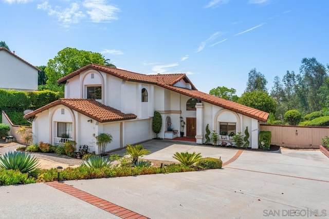 13645 Del Poniente Drive, Poway, CA 92064 (#210020891) :: Zutila, Inc.