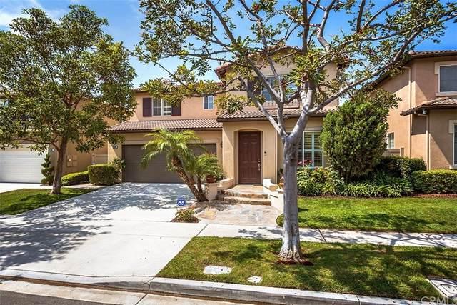 60 Cliffwood, Irvine, CA 92602 (#OC21159322) :: The Kohler Group