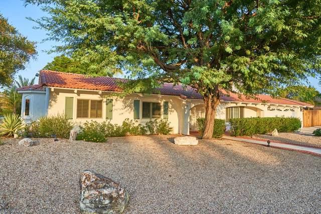 880 N Camino Condor, Palm Springs, CA 92262 (#219065285PS) :: A G Amaya Group Real Estate