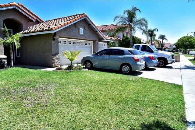 10834 Modoc Street, Rancho Cucamonga, CA 91701 (#IV21162602) :: Mainstreet Realtors®