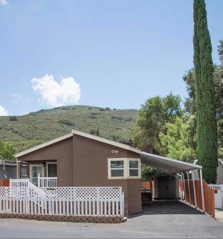 26835 Old Hwy 80 #27, Guatay, CA 91931 (#PTP2105213) :: RE/MAX Empire Properties