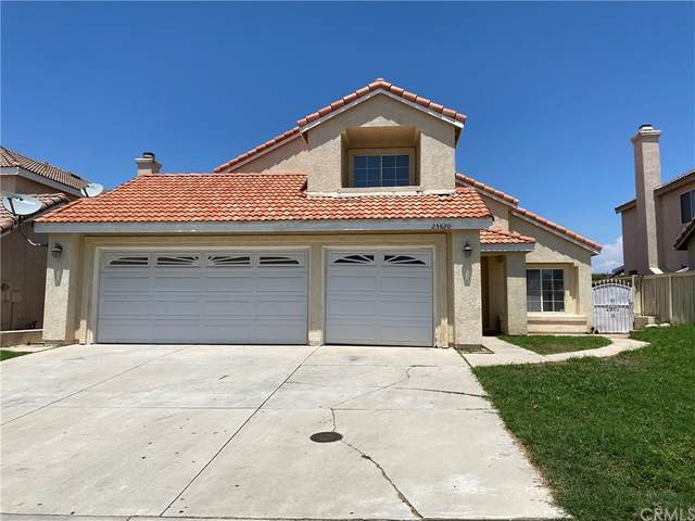 25820 Via Hamaca Avenue, Moreno Valley, CA 92551 (#IV21162767) :: McKee Real Estate Group Powered By Realty Masters & Associates