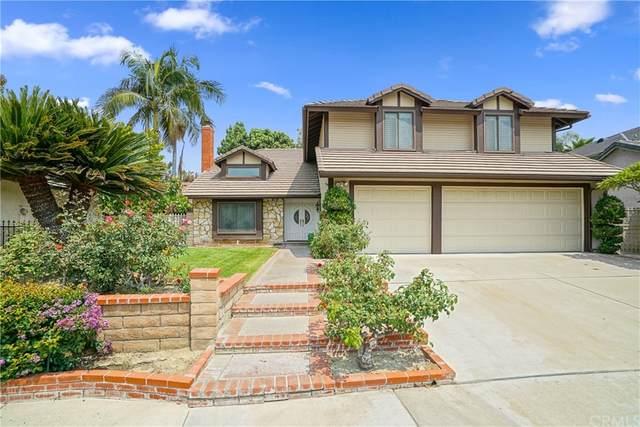 4006 Overcrest Drive, Whittier, CA 90601 (#CV21161976) :: Mainstreet Realtors®