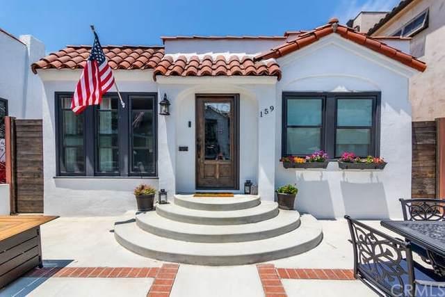 159 La Verne Avenue, Long Beach, CA 90803 (#PW21162858) :: Jett Real Estate Group