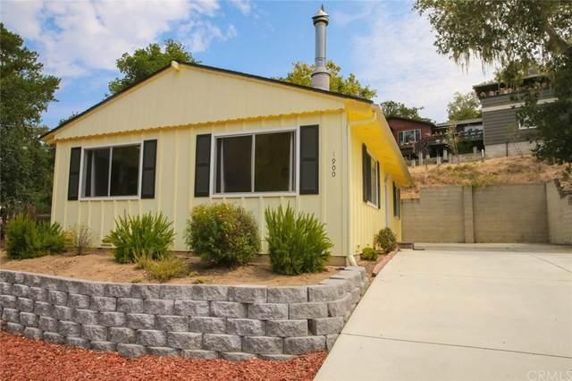 1900 Orville Avenue, Cambria, CA 93428 (MLS #SC21162841) :: Desert Area Homes For Sale