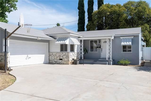 18312 Jovan Street, Tarzana, CA 91335 (#SR21162873) :: Mark Nazzal Real Estate Group