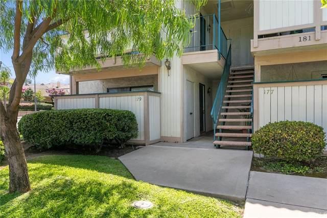 179 S Poplar Avenue #3, Brea, CA 92821 (#PW21162918) :: Doherty Real Estate Group